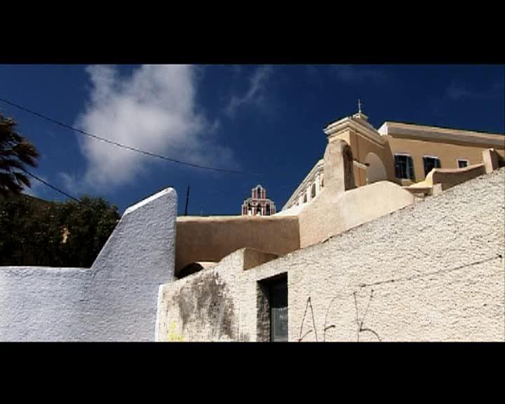 о. Санторини Греция
