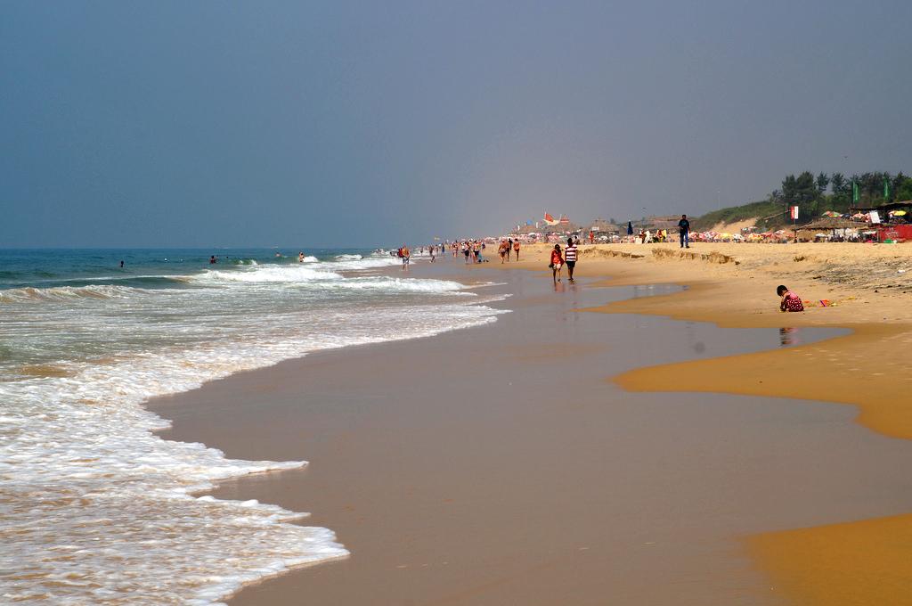 пляж кандолим гоа индия фото всех персонажей