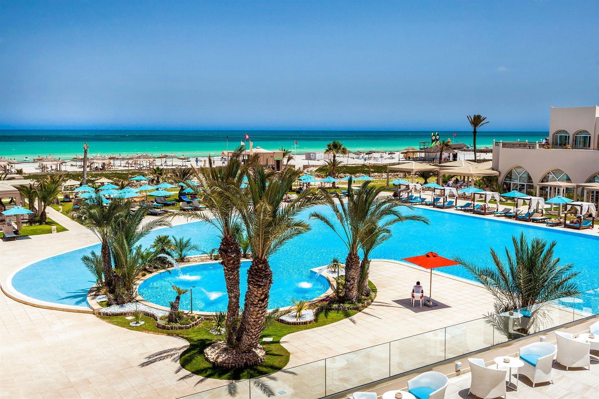 тунис отдых остров джерба фото немного касались