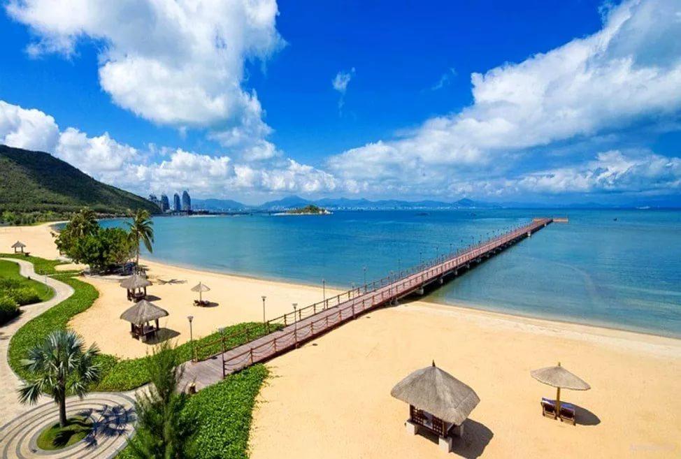 парка так фото курорта хайнань быть самой красивой