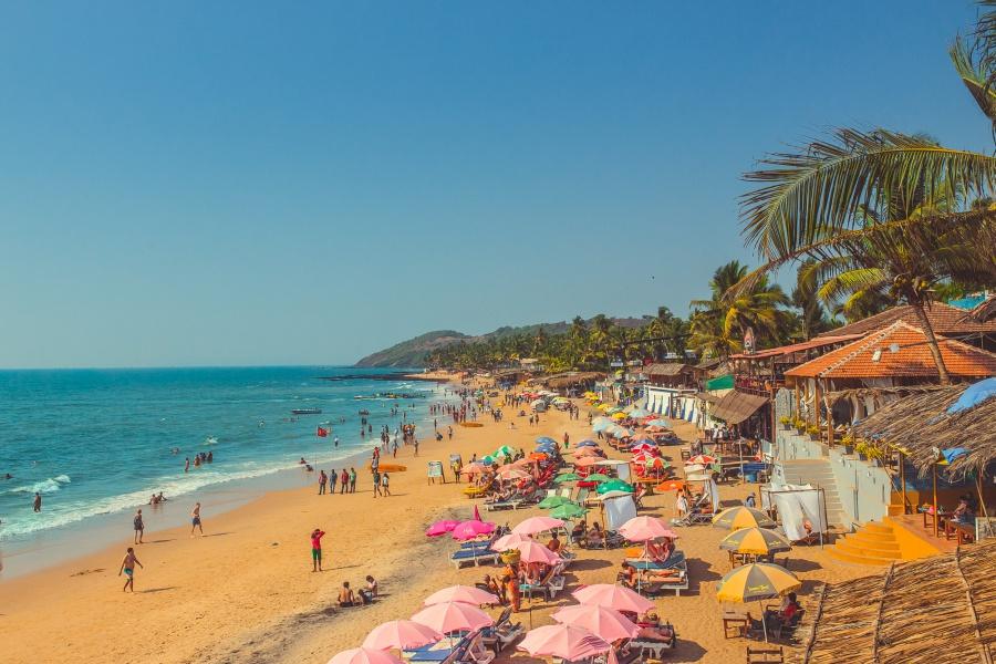 пляж калангут гоа индия фото прошу оценивать только