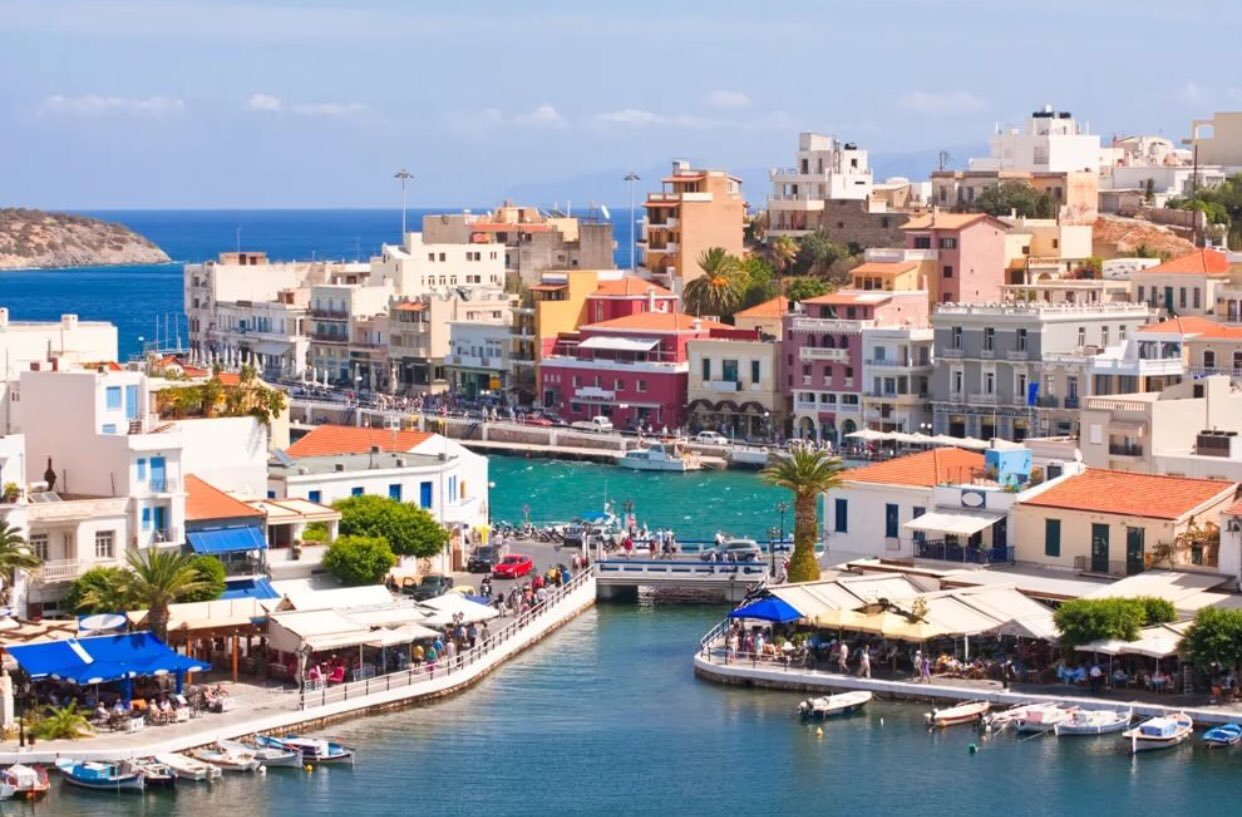 Картинки греция крит